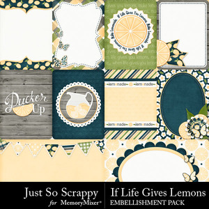 Life lemons cards medium