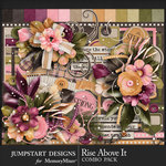 Rise Above It Combo Pack-$6.29 (Jumpstart Designs)