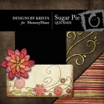 Sugar Pie QuickMix-$3.99 (Designs by Krista)