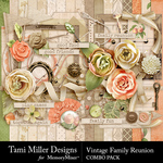 Vintage Family Reunion Combo Pack-$7.99 (Tami Miller)