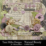 Natural Beauty Combo Pack-$7.99 (Tami Miller)