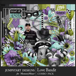 Love Bandit Combo Pack-$8.99 (Jumpstart Designs)
