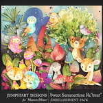 Sweet Summertime Retreat Outdoors Pack-$4.99 (Jumpstart Designs)