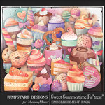 Sweet Summertime Retreat Sweet Treats-$4.99 (Jumpstart Designs)