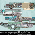 Uniquely You LB Border Pack-$4.99 (Laura Burger)