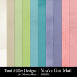 You've Got Mail Solid Paper Pack-$2.99 (Tami Miller)