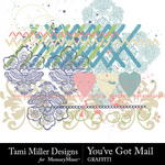 You've Got Mail Graffiti Pack-$2.99 (Tami Miller)