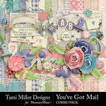 You've Got Mail Combo Pack-$7.99 (Tami Miller)