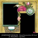 Sweet Summertime Retreat QuickMix-$3.99 (Jumpstart Designs)