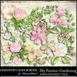 My Passion Gardening Add On Pack-$4.99 (Laura Burger)