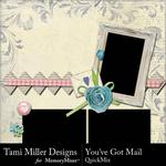 Youve Got Mail QuickMix-$3.99 (Tami Miller)