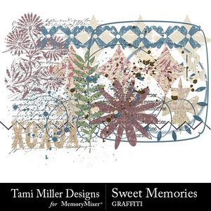 Sweet memories graffiti medium