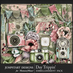 Day Trippin Add On Pack-$3.99 (Jumpstart Designs)