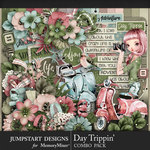 Day Trippin Combo Pack-$8.99 (Jumpstart Designs)