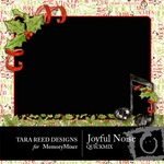 Joyful Noise QuickMix-$3.99 (Tara Reed Designs)
