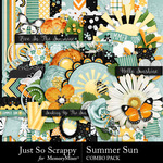 Summer Sun Combo Pack-$4.99 (Just So Scrappy)
