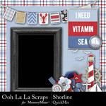 Shorline QuickMix-$3.99 (Ooh La La Scraps)