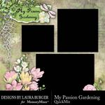 My Passion Gardening QuickMix-$3.99 (Laura Burger)
