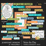 Seize the Day Snippets Pack-$3.99 (Jumpstart Designs)