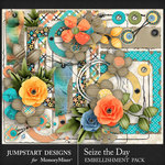 Seize the Day Spare Parts Pack-$3.99 (Jumpstart Designs)