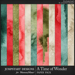 A Time of Wonder WC Paper Pack-$3.99 (Jumpstart Designs)