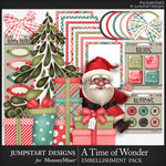 A Time of Wonder Add On Pack-$3.99 (Jumpstart Designs)