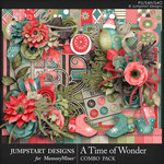 A Time of Wonder Combo Pack-$8.99 (Jumpstart Designs)
