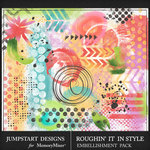 Roughin It In Style Accents Pack-$2.40 (Jumpstart Designs)