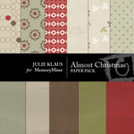Almost Christmas Paper Pack-$4.00 (Julie Klaus)