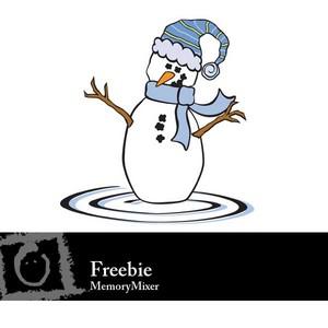 Freebie label medium