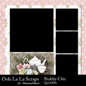 Shabby chic quickmix p001 medium