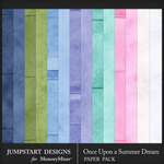 Once Upon a Summer Dream Cardstock Pack-$3.99 (Jumpstart Designs)