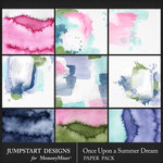 Once Upon a Summer Dream WC Paper Pack-$3.99 (Jumpstart Designs)