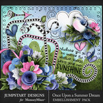 Once Upon a Summer Dream Add On Pack-$3.99 (Jumpstart Designs)