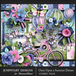 Once Upon a Summer Dream Combo Pack-$5.40 (Jumpstart Designs)