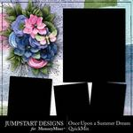 Once Upon a Summer Dream QM-$3.99 (Jumpstart Designs)