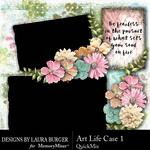 Art Life Case 1 QuickMix-$3.99 (Laura Burger)