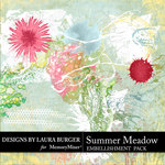 Summer Meadow Brushes Pack-$4.99 (Laura Burger)