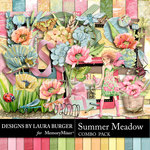 Summer Meadow Combo  Pack-$8.99 (Laura Burger)