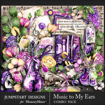 Music to My Ears Combo Pack-$8.99 (Jumpstart Designs)