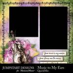 Music to My Ears QuickMix-$2.40 (Jumpstart Designs)