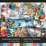 Saltwater Summer Combo Pack-$8.99 (Jumpstart Designs)