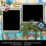 Saltwater Summer QuickMix-$3.99 (Jumpstart Designs)