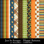 Happy autumn kit papers small