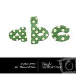 Jingle Alphabet Pack-$0.50 (Karen Lewis)
