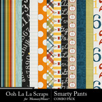 Smarty pants kit papers small