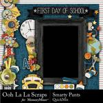 Smarty Pants QuickMix-$2.40 (Ooh La La Scraps)