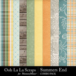 Summers end kit papers 1 small