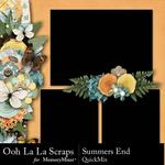 Summers End OLL QuickMix-$3.99 (Ooh La La Scraps)