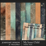 My Inner Child Blended Paper Pack-$2.40 (Jumpstart Designs)